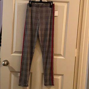 Houndstooth leggings